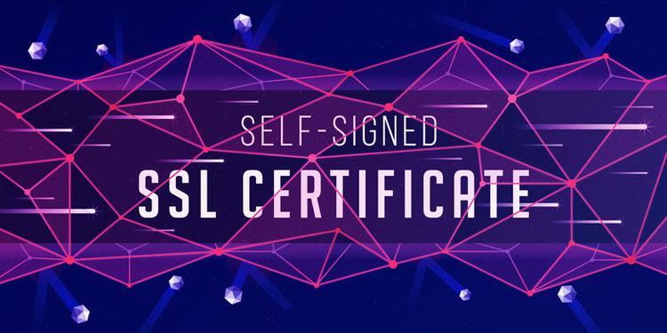 Self signed SSL